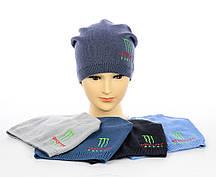 """Дитяча шапка """"Monster"""""""