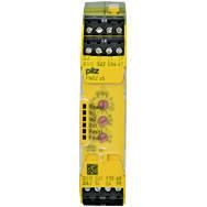 750105 реле безпеки PILZ PNOZ s5 24VDC 2 n/o 2 n/o t, фото 2
