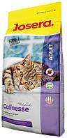 Корм для котов и кошек Josera Culinesse 10 кг, корм для привередливых кошек с лососем