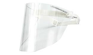 Щиток защитный для лица прозрачный - VOREL