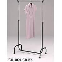 Стойка вешалка для одежды «CH-4001-CR BK» Черный