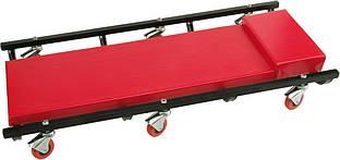 Лежак Ремонтный На 6 Колесаx 930x440x105 - VOREL