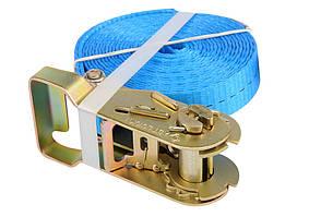 Ремень для крепления багажа с трещоткой 1000 daN, 25мм х 4м - VOREL
