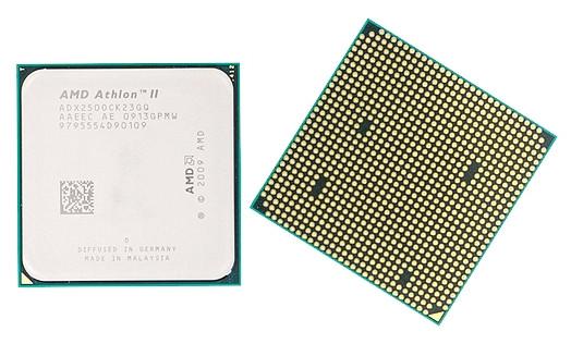 Процессор AMD Athlon II X2 260 3200Mhz, sAM3, tray