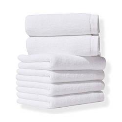 Полотенце Lotus Отель - Белый 50*90 (16/1) 400 г/м²