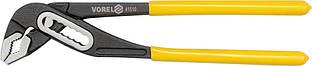 Клещи Переставные с изолированными ручками 250 мм - VOREL