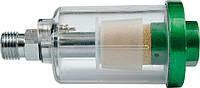 """Фильтр-сепаратор воды пневматический, с кв. 1/4 """" - VOREL"""