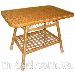 Плетеный стол и стулья Уют, фото 2