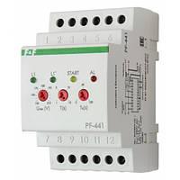 Автоматический переключатель фаз SZR-277/PF-441 230B для работы с генератором F&F
