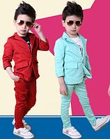 Детские нарядные костюмы для мальчиков от 6 мес. до 15 лет.