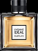 Guerlain L'Homme Ideal 100ml edt (Чувственный древесно-пряный микс для уверенного в себе, успешного мужчины)