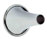 Воронка ушная никелированная № 0.