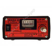 Зарядное устройство АИДА-6 12В АКБ 4-75А*час.
