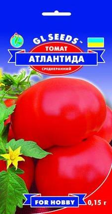 Томат Атлантида, пакет 0,15г - Семена томатов, фото 2
