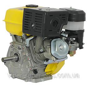 Двигун Бензиновий до мотоблоку, до помпи, Кентавр (Kentavr) ДВЗ-420Б (15 к. с.) під шпонку, вал 25,40 мм