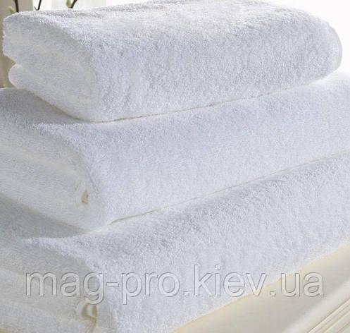 Махровое полотенце Cholzer плотность 550-белое Турция, фото 2