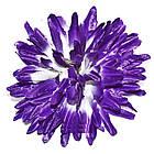 Головка хризантемы  NH-7 (450 шт./ уп.) Искусственные цветы оптом, фото 3