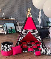 """Детская палатка - вигвам Mini Я """"Вилли Вонки"""""""