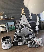 "Детская палатка - вигвам Mini Я ""Кунг-фу Панда"""