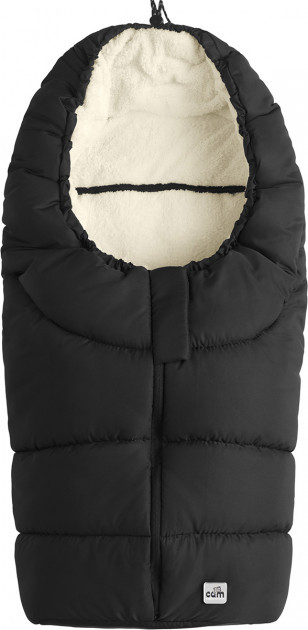 Спальный мешок Cam Moritz для детской коляски Черный