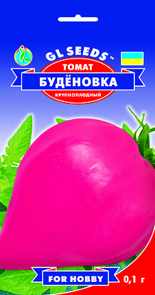 Томат Буденовка, пакет 0,1г - Семена томатов, фото 2