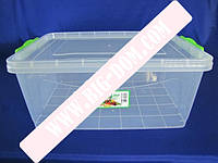 Лоток пластиковый пищевой контейнер Судок отдельный 2690 №5 17л