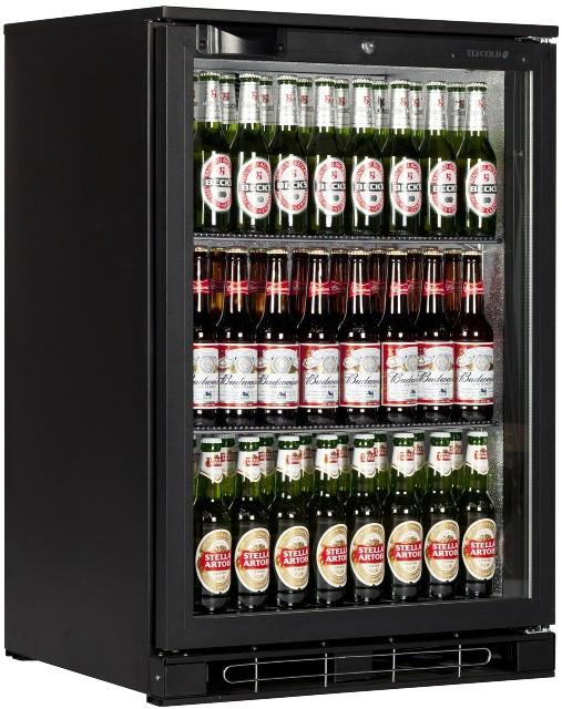 Барный холодильный шкаф Tefcold BA10H-I