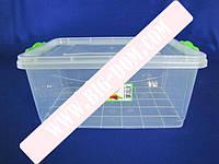 Лоток пластиковый пищевой контейнер Судок отдельный 2681 № 7,5л