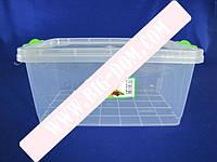 Лоток пластиковый пищевой контейнер Судок отдельный 5л 2680 №3