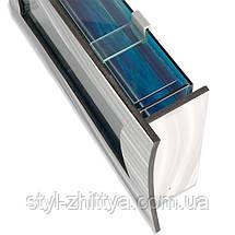 Акваріум настінний 590x325x110мм, фото 2
