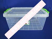 Лоток пластиковый пищевой контейнер Судок отдельный 2685 №4 9,5л