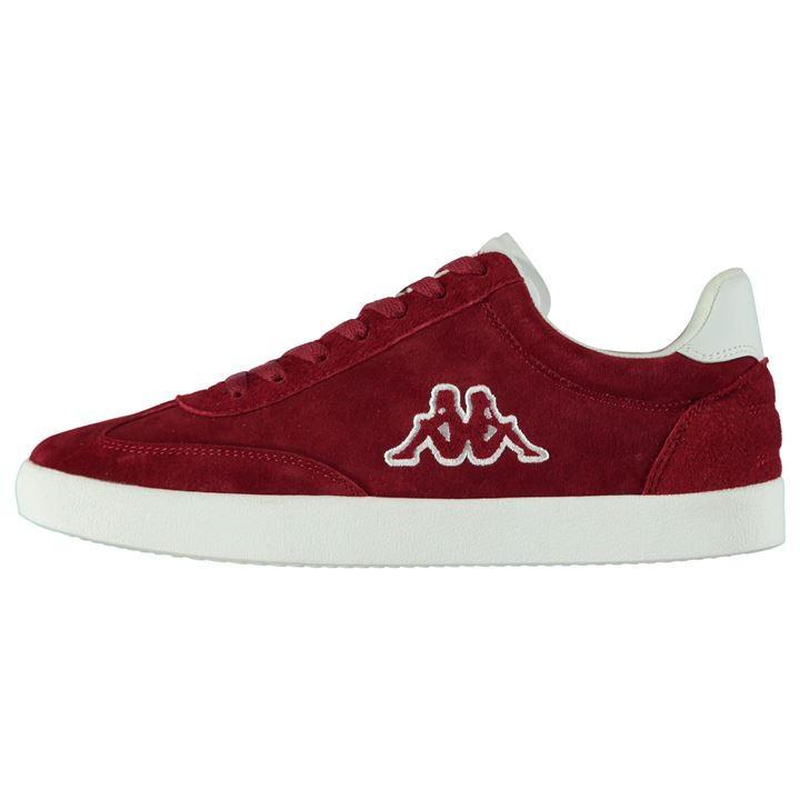 Кроссовки Kappa Collin Leather Mens Trainers
