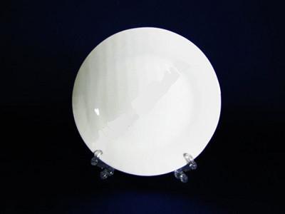 Тарелка Надежда white для 2-го 18 см керамика