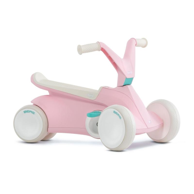 Веломобиль GO Ride On Berg розовый