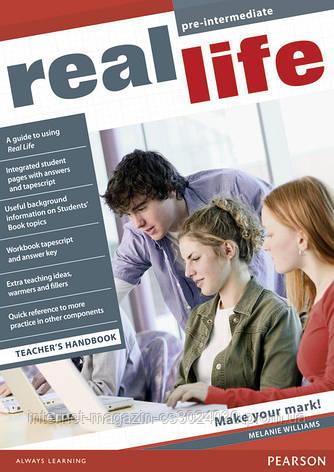 Real Life Pre-intermediate Teacher's Handbook ISBN: 9781405897167, фото 2