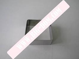 Форма металл для гарнира 10*10*4см VT6-17803