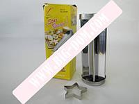 Форма металл для выпеч Звезда VT6-16958