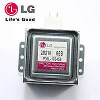 Магнетрон микроволновой печи LG 2M214-06B P01L-176458, фото 1