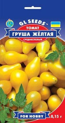 Томат Груша желтая, пакет 0,15г - Семена томатов, фото 2