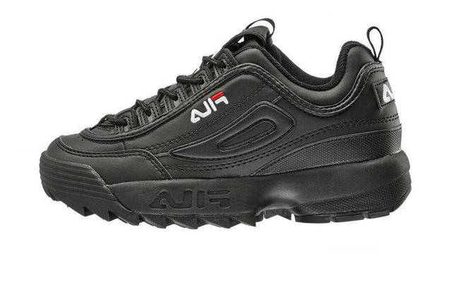 Кроссовки Fila disruptor 2 black, фото 2
