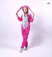 Кигуруми детский комбинезон с ушками для девочки 3f11726433eef