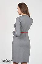 Платье для беременных и кормящих мам размер 42 44 46 48 50, фото 3