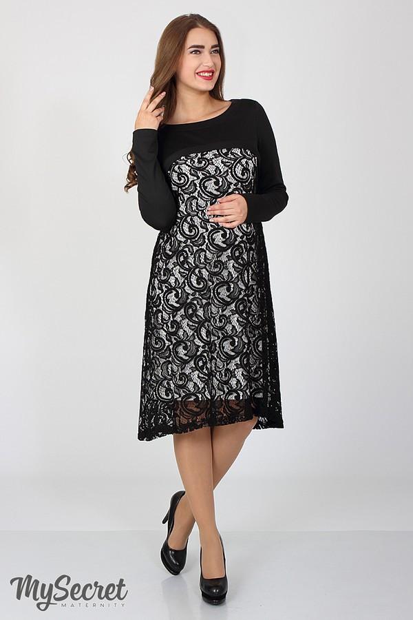 Платье для беременных и кормящих мам размер 42 44 46 48 50