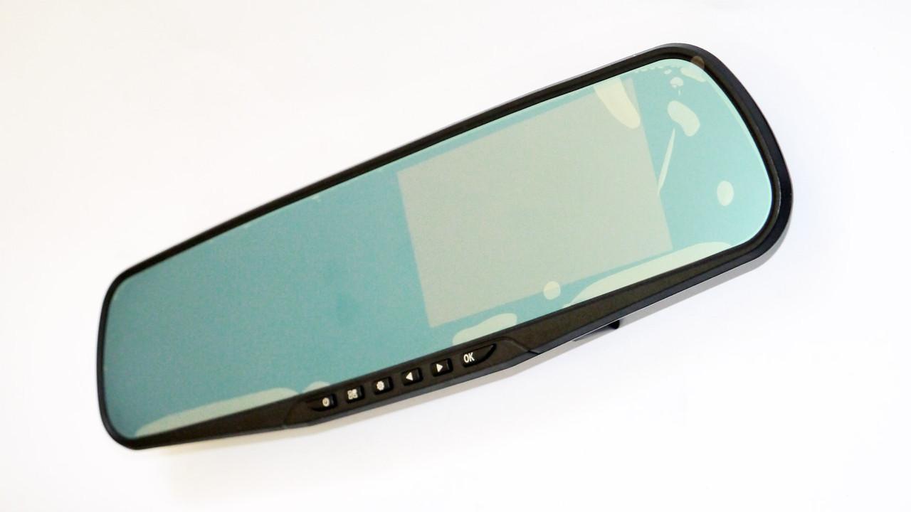 Зеркало с видео регистратором DVR 138 Full HD + камера заднего вида+ПОДАРОК!