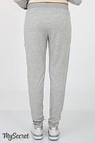 Спортивные брюки для беременных размер 42 44 46 48 50, фото 3