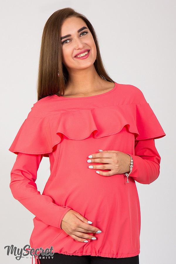 Блуза для беременых и кормящих  размеры 42-50