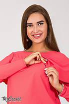 Блуза для беременых и кормящих  размеры 42-50, фото 3