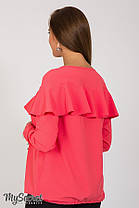 Блуза для беременых и кормящих  размеры 42-50, фото 2