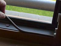 Замена уплотнителя пластиковых окон.