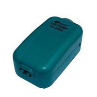 Resun AC-2000 Компрессор двухканальный для аквариума до 300л
